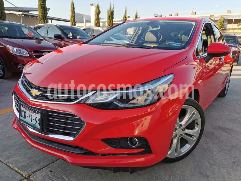 Foto Chevrolet Cruze Premier Aut usado (2017) color Rojo precio $274,000