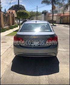 Chevrolet Cruze LT Aut usado (2016) color Gris precio $137,000