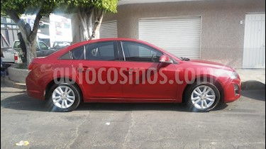 Chevrolet Cruze LS Aut usado (2014) color Rojo Metalizado precio $125,000