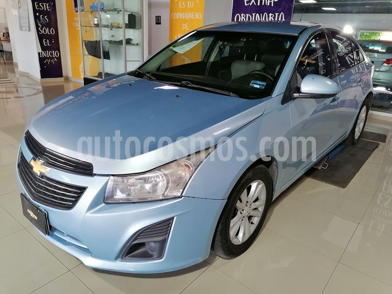 Chevrolet Cruze LS Aut usado (2013) color Azul Claro precio $115,000