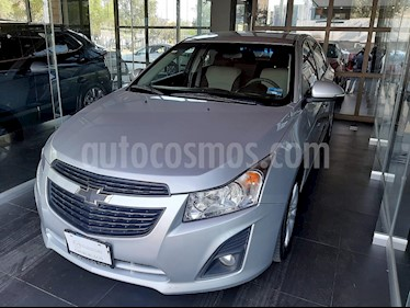 Chevrolet Cruze LS usado (2015) color Gris Platino precio $135,000