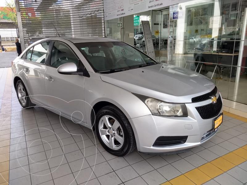 Foto Chevrolet Cruze LT Tela Aut usado (2010) color Plata Dorado precio $95,000
