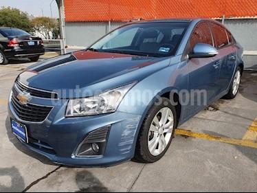 Chevrolet Cruze LT Aut usado (2014) color Azul Claro precio $135,000