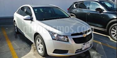 foto Chevrolet Cruze LS Aut usado (2012) color Gris Platino precio $109,000