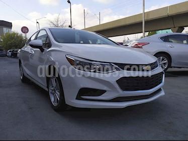 Chevrolet Cruze LS Aut usado (2017) color Blanco precio $199,000