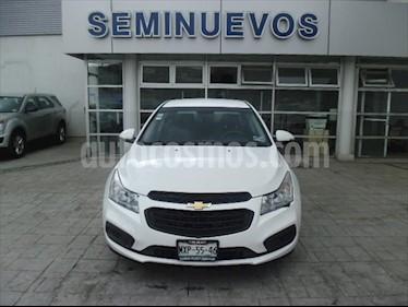 Chevrolet Cruze LS TA usado (2016) color Blanco precio $155,000