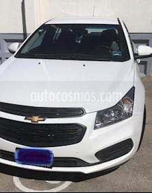 Chevrolet Cruze LS Aut usado (2015) color Blanco precio $145,000