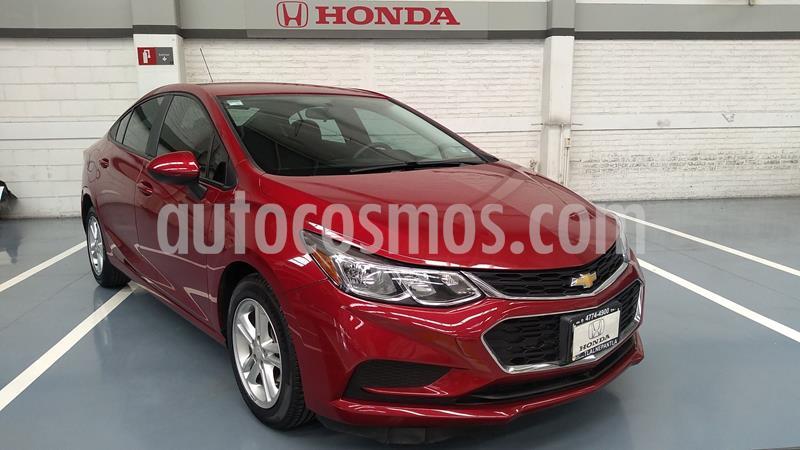 Chevrolet Cruze LS Aut usado (2018) color Rojo precio $245,000