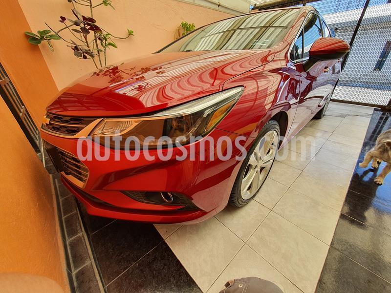 Chevrolet Cruze Premier Aut usado (2017) color Rojo precio $235,000