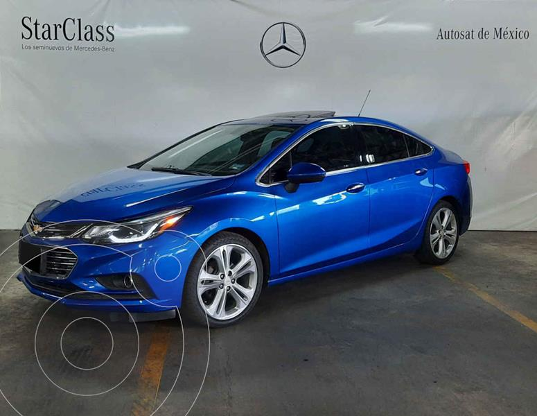 Foto Chevrolet Cruze Premier Aut usado (2018) color Azul precio $275,000