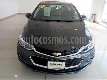 Chevrolet Cruze LT Aut usado (2018) color Gris precio $265,000