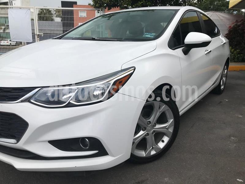 Chevrolet Cruze LT Aut usado (2016) color Blanco Galaxia precio $190,000