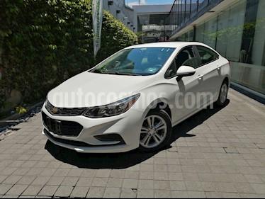 Chevrolet Cruze LS usado (2017) color Blanco precio $210,000