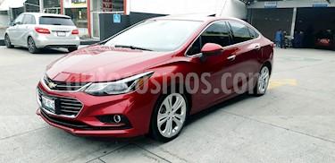 Chevrolet Cruze Premier Aut usado (2017) color Rojo precio $239,900