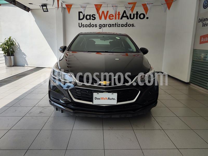 Chevrolet Cruze LS usado (2017) color Negro precio $209,000