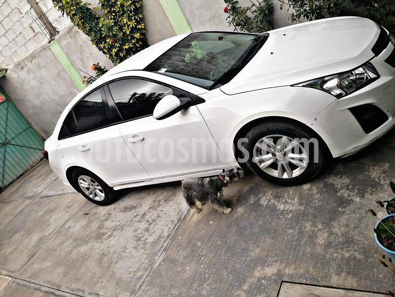 Chevrolet Cruze LT Aut usado (2013) color Blanco precio $115,000