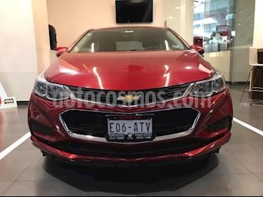 Chevrolet Cruze 4P LS TURBO TM6 BA RA-16 usado (2017) color Rojo precio $219,000