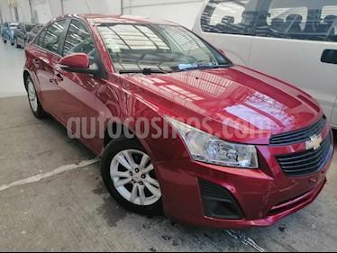 Chevrolet Cruze LS Aut usado (2014) color Rojo precio $110,000