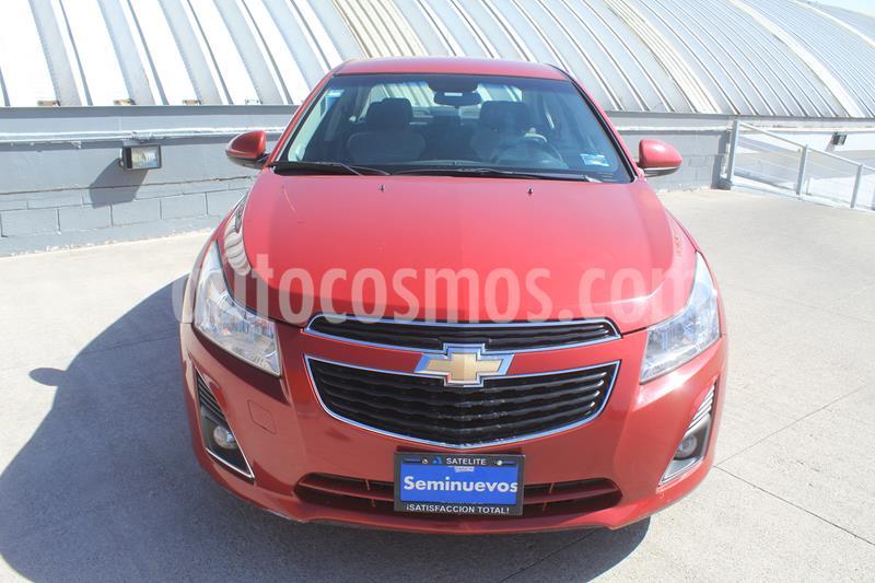 foto Chevrolet Cruze LS Aut usado (2013) color Rojo Metalizado precio $115,000
