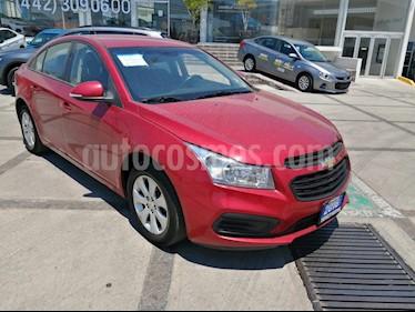 foto Chevrolet Cruze LS Aut usado (2016) color Rojo Metalizado precio $159,000