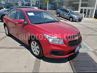 Chevrolet Cruze LS Aut usado (2016) color Rojo Metalizado precio $165,000