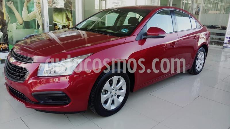 Chevrolet Cruze LS  usado (2016) color Rojo precio $169,000