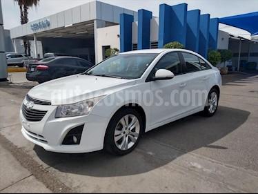 Chevrolet Cruze 4P LT 1.8 AUT usado (2014) color Blanco precio $140,000