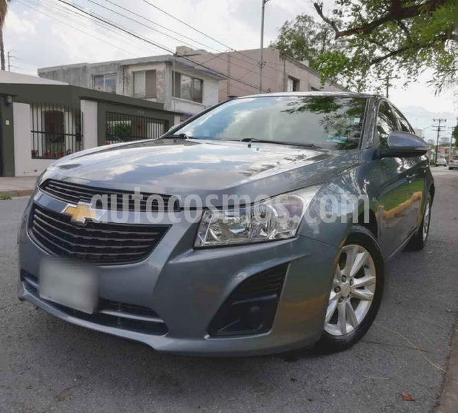Chevrolet Cruze LS  usado (2014) color Gris precio $129,000