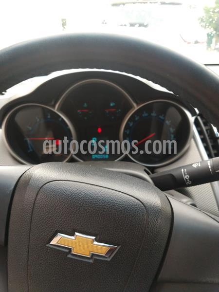 Chevrolet Cruze LT Aut usado (2013) color Rojo Metalizado precio $111,000