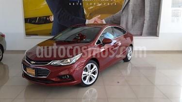 Chevrolet Cruze Premier Aut usado (2017) color Rojo precio $255,900