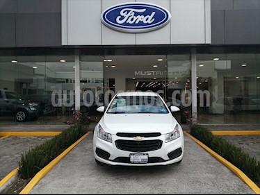 Chevrolet Cruze LS Aut usado (2016) color Blanco precio $145,000