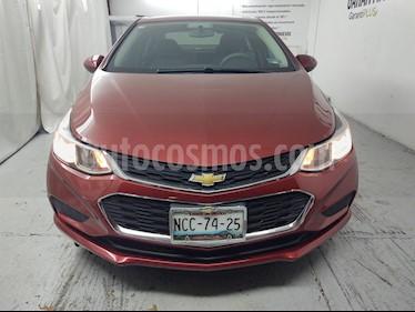 Chevrolet Cruze Paq A usado (2018) color Rojo Metalizado precio $235,000