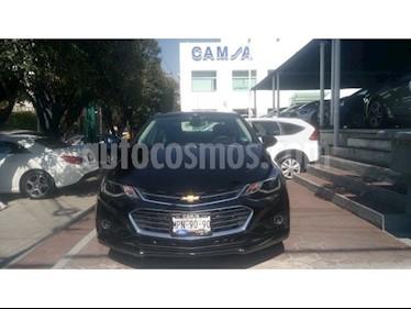 Foto venta Auto Seminuevo Chevrolet Cruze Paq A (2017) color Negro precio $299,900