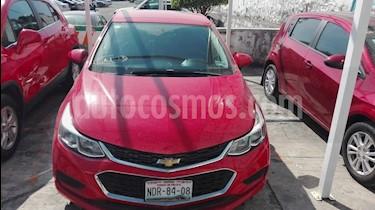 Foto venta Auto usado Chevrolet Cruze Paq A (2017) color Rojo precio $195,000