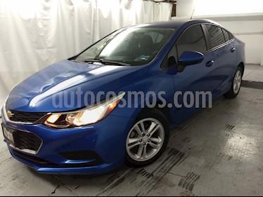 Foto Chevrolet Cruze Paq A usado (2017) color Azul Claro precio $232,000