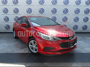 Foto Chevrolet Cruze Paq A usado (2017) color Rojo precio $239,000