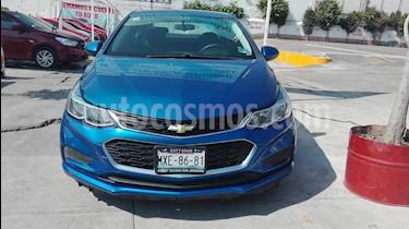 Foto venta Auto Seminuevo Chevrolet Cruze Paq A (2016) color Azul precio $188,000
