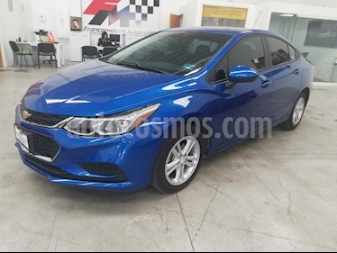 Foto venta Auto usado Chevrolet Cruze Paq A (2017) color Azul precio $255,000
