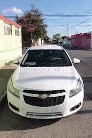 Chevrolet Cruze Paq A usado (2010) color Blanco Galaxia precio $89,000