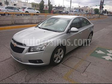 Foto venta Auto usado Chevrolet Cruze Paq C (2011) color Plata precio $119,000