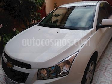Chevrolet Cruze Paq C usado (2010) color Blanco Galaxia precio $95,500