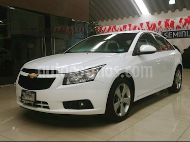Foto venta Auto usado Chevrolet Cruze Paq C (2012) color Blanco precio $114,000