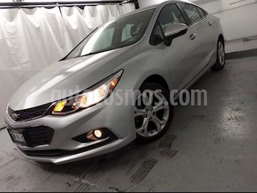 Foto Chevrolet Cruze Paq C usado (2017) color Plata precio $220,000