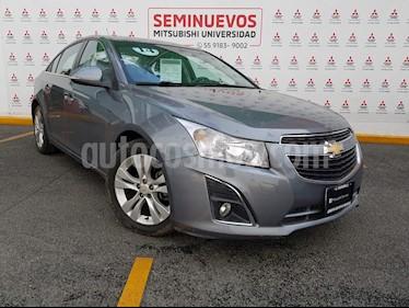 Foto venta Auto usado Chevrolet Cruze Paq F (2014) color Gris precio $170,000