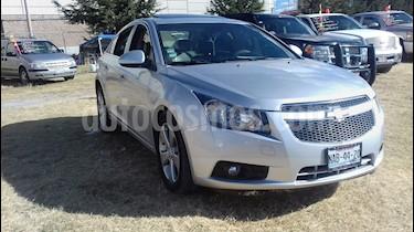 Foto venta Auto usado Chevrolet Cruze Paq F (2012) color Gris precio $139,000