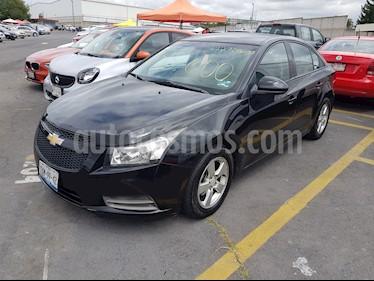 Chevrolet Cruze Paq M usado (2012) color Negro precio $95,000