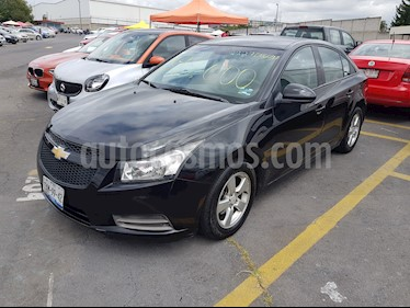 Foto Chevrolet Cruze Paq M usado (2012) color Negro precio $95,000