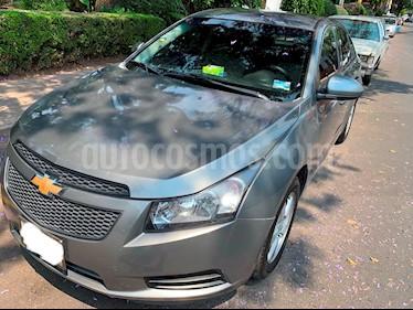 Foto Chevrolet Cruze Paq M usado (2011) color Gris Oscuro precio $90,000