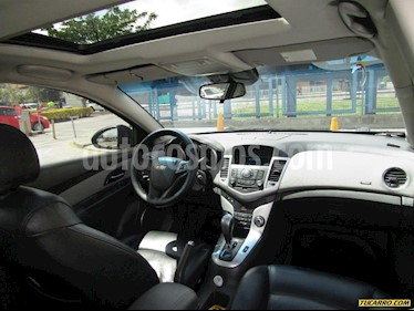 Foto venta Carro usado Chevrolet Cruze Platinum (2011) color Negro precio $28.000.000