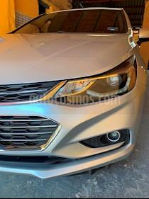 Foto Chevrolet Cruze Premier Aut usado (2017) color Gris precio $273,000